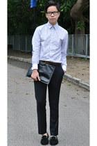 floral print Zara shirt
