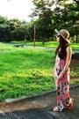 Maxi-dress-forever-21-dress-gucci-sunglasses