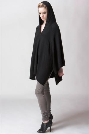 black Kai Aakmann jacket - gray gestuz leggings