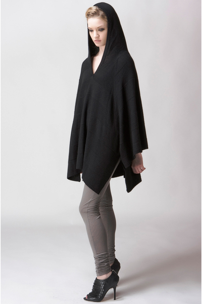 black Kai Aakmann jacket - gray gestuz leggings