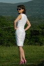 White-dressestylist-dress