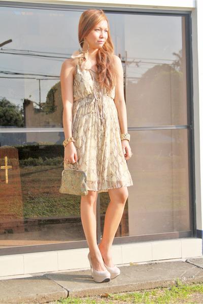 python H&M dress
