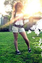 accessories - vest - skirt - shorts - Vans shoes