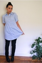H&M blouse - Cheap Monday jeans - aldo on sale shoes