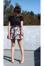 Black-forever-21-shirt-black-h-m-skirt-beige-forever-21-tights-pink-kelsi-