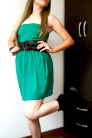 dress - accessories
