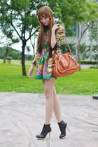 Style Trends blazer - Style Trends dress