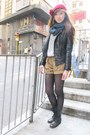 Korea-jacket-topshop-sweater-topshop-shorts-h-m-hat-aldo-boots-prada-b