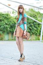 tarte skirt - causeway mall top - sm accessories stockings