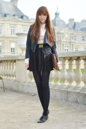 Ministry of Retail jacket - Bagelya by Ela bag - Ministry of Retail blouse