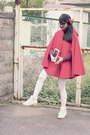 White-from-japan-boots-crimson-american-apparel-sweater