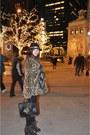Black-alexander-mcqueen-scarf-dark-brown-boots-black-h-m-hat-urban-outfitt
