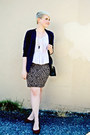 Amethyst-anthropologie-top-navy-j-crew-cardigan-light-brown-forever-21-skirt