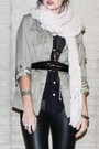 Green-h-m-jacket-black-urban1972com-top-black-asos-belt-beige-h-m-scarf-