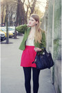 Zara-blazer-zara-bag-zara-skirt-primark-top