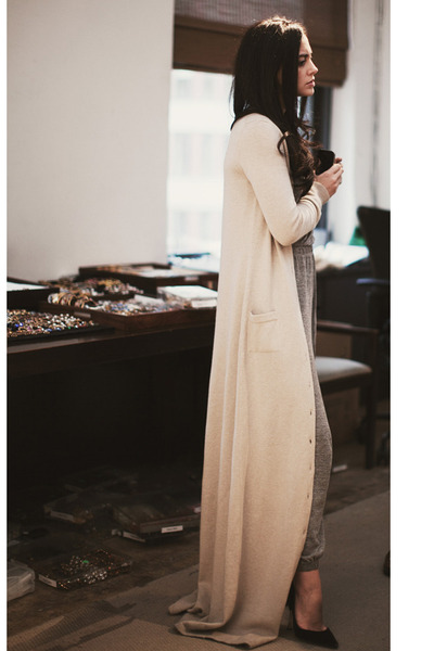 nude cashmere robe unknown intimate