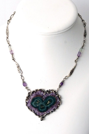 Circle & Square necklace