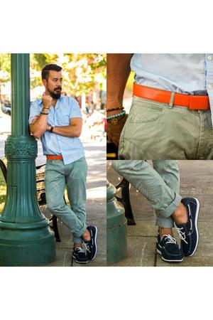 Mission Belt belt - Vionic Shoes shoes