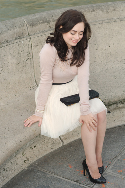 light pink Chloe sweater