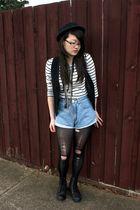 The Breton striped top- Wardrobe Remix
