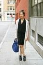 Black-rachel-comey-boots-black-james-perse-dress
