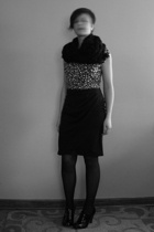 Target skirt - Steve Madden shoes