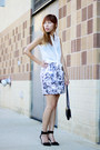 H-m-top-michael-kors-bag-bcbg-max-azria-skirt-zara-heels