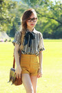 Romwe-shorts-boyfriends-shirt-vintage-bag