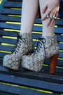 Eggshell-python-jeffrey-campbell-boots-teal-polka-dots-dress-tawny-bag-tur