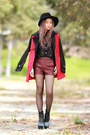 Sheinside jacket - romwe shorts