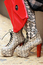Dark-khaki-zara-cape-eggshell-lita-jeffrey-campbell-boots-red-bag