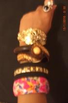 silver Mangdu accessories - gold SASS DIVA accessories - brown malioboro accesso