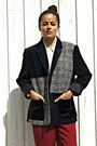 Heather-gray-lecomte-coat-black-lecomte-coat