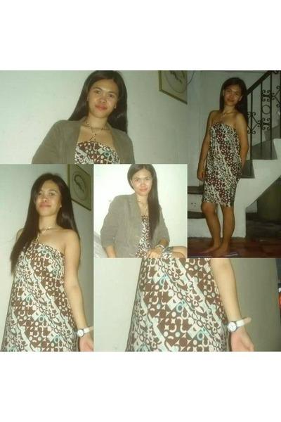 silk Bazaar dress