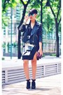 Black-alexander-wang-shoes-black-faux-leather-jacket