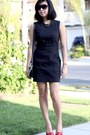 Steve-madden-heels-theory-dress-zara-purse-aldo-sunglasses