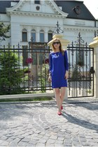 SIX necklace - Zara shoes - H&M dress - New Yorker sunglasses