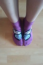 Purple-takko-socks