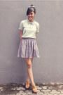 Gaudi-top-floriestyle-skirt-unbranded-heels