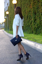 White Blazer for Spring