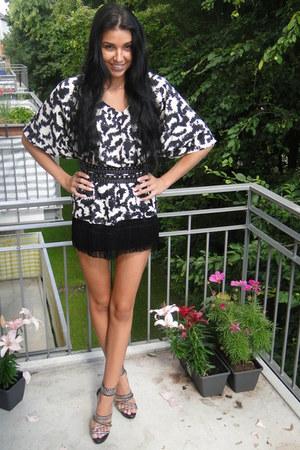 H&M dress - Zara belt
