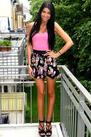 Tally Weijl skirt - H&M shoes
