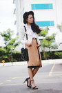 H-m-shoes-equipment-sweater-cloth-inc-skirt
