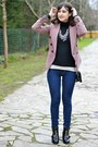 Asos-shoes-bershka-jeans-suiteblanco-jacket-sfera-necklace