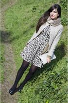 Zara shoes - pull&bear dress - Bershka jacket