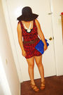 Forever-21-necklace-charlotte-russe-hat-cathy-jean-shoes
