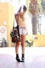 Black-harley-davidson-boots-vintage-bag-cut-off-tunnel-vision-shorts