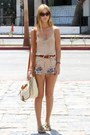 Tie-dye-cut-off-diy-vintage-shorts-cateye-urban-outfitters-sunglasses-vintag