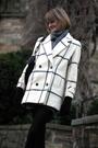 White-vintage-coat-black-vintage-shoes-black-kmrii-purse-black-h-m-gloves-