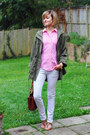 Olive-green-anorak-topshop-coat-white-skinny-jeans-mango-jeans